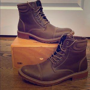 Perry Ellis Men's boots